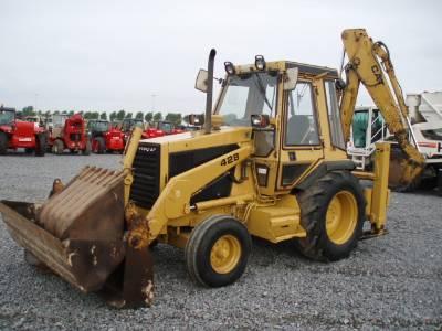 CAT 428 II