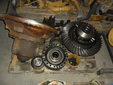Differential Cat 988F