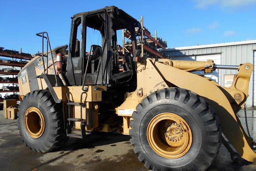 Caterpillar 950G II High Lift